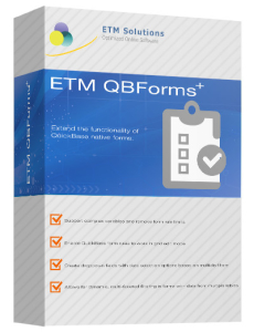 ETM QB Form Plus